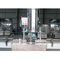 5000BPH 800W Carbonated Beverage Filling Machine Rotary High Viscosity Manufactures