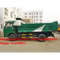 dongfeng 6 wheel dump truck with tarp cover Specifications of dongfeng 6 wheel dump truck/ tipper truck with tarp cover Manufactures