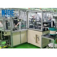 Customized Fully auto motor armature rotor production assembly line Manufactures