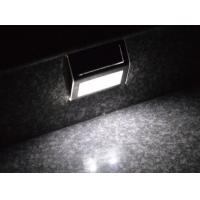 Quality Super Bright LED Solar Stair Step Lights , 80ma Amorphous Solar Deck Step Lights for sale