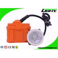 GJ6.0-A Rechargeable NI-MH Battery Coal Mining Lights ,  300mA Safety Led Head Torch with 20 Hours Lighting Working Time Manufactures