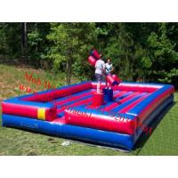 Inflatable Gladitor Joust jousting arena Joust Toy Inflatable Inflatable Air Joust Pod Manufactures