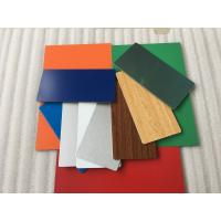 Quality Pearl Black PVDF Coated Aluminium Sheets High Impact Resistance For Construction for sale