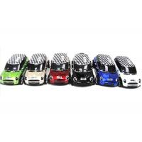 Portable Mini Car Wireless Cell Phone Speakers Micro SD Card / USB With Car Model Manufactures