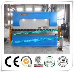 Buy cheap E21 NC 2500mm Sheet Metal Brake Press , WC67Y 160T Steel Plate Press Brake from wholesalers