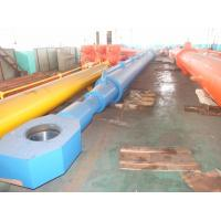 Plane Rapid Gate Double Acting Hydraulic Cylinder Custom Hydraulic Cylinders Manufactures