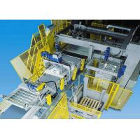 High Position Automatic Palletizing Machine For Stacking Bags / Staggered Arrangement Manufactures