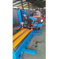 Smooth Suface Flying Cut Off Saw , CRC Material Pipe Cutting Saw ISO9001 Manufactures