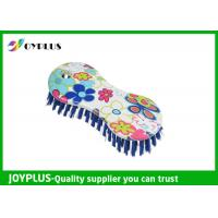 Customized Color Household Cleaning Brushes Shower Cleaning Brush With Colorful Print Manufactures