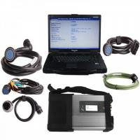 Quality [UK Ship No Tax] Mercedes Benz SD C5 Star Diagnostic Tools with Panasonic CF52 Laptop & Software Installed Ready to Use for sale