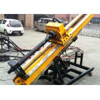 Rotary Anchor Engineering Drilling Rig Diesel Engine / Electric Motor Powered Manufactures