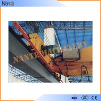 Overhead Crane Conductor Bar High Tro Reel System , 50-140A 600V 4 Phase Outdoor Rails Manufactures