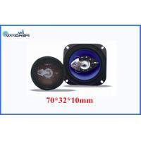 Buy cheap 3 Way Mid Bass 4 Inch Car Audio Subwoofer 80w 4ω RoHs Approve from wholesalers