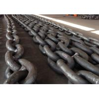 Offshore Mooring Anchor Chain R3 Grade Stud / Studless Link With Certificate Manufactures
