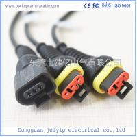 Bus Internal 16 Pin Terminal Cable , Vehicle Interior Automobile Anti Plug-In Cable Manufactures