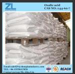 CAS NO.:144-62-7,oxalic acid 99.6% exporter Manufactures