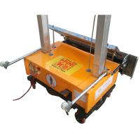 High Quality And Hot Selling HX-2 Rendering Height To 4 M Auto Plastering Machine Manufactures