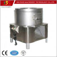 High capacity low consumption  Fish Scaling Machine Fish Processing Equipment Fish Scale remover Manufactures