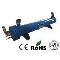 Loose Flange Shell And Tube Condenser Heat Exchanger R22 Refrigerant Manufactures