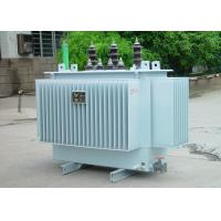 Full Sealed Outdoor Three Phase Power Transformers , 20kv Oil Filled Transformer Manufactures