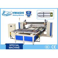 CNC Automatic Ironing Board Spot Welding Machine with programmable spot welding Manufactures