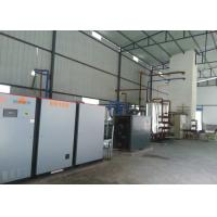 400v Low Power Cryogenic Air Separation Plant , Skid Mounted Liquid Nitrogen Plant Manufactures
