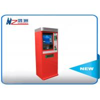 Electronic QR barcode scanner self ordering kiosk in hotel or restaurant Manufactures