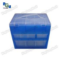 Injection Mould for Plastic Storage Box with Dividers Manufactures