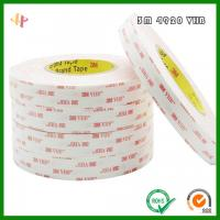 3M4920VHB high strength acrylic foam double-sided adhesive _ 3M4920 foam tape Manufactures