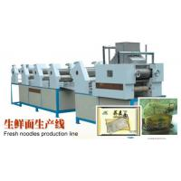 China Fresh Noodles Manufacturing Machine , High Efficiency Automatic Chowmein Machine on sale