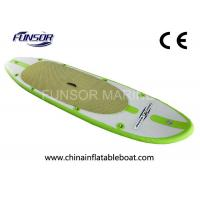 0.9mm PVC iSUP One Person Custom Paddle Boards Sit On Kayak Manufactures