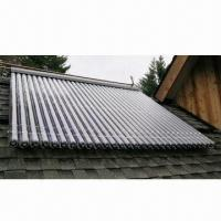 Large Scale Solar Central Water Heating System, Environment Protection and Energy-saving Manufactures