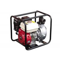 Home Use Gasoline Water Pump , 3 inch self priming centrifugal water pump Manufactures