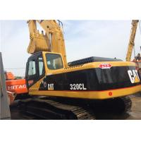 New arrival secondhand excavator CAT 320CL 21 ton & 1m3 excellent condition crawler excavator Manufactures