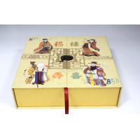 Luxury Slipcase Hardcover Book Printing With Full Color Offset Printing Manufactures