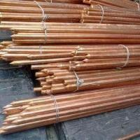 China Copper Ground Rods with Copper 0.254mm (10mils) on sale