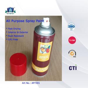 All Multi Purpose Spray Paint , Colorful Acrylic Spray Paint 400ml