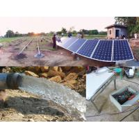 Chinese manufacturer customize solar water pump system for irrigation Manufactures