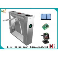 Stainless Steel Automatic Turnstiles Bidirectional Torniquete / Catraca Manufactures