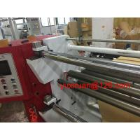 China LFQ-1300 Automatic Plastic Film Slitting Machine for Fabric PET / BOPP paper on sale