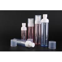 PET Plastic Cosmetic Spray Bottles / Pump Spray Bottle Custom Printing Or Labeling Manufactures