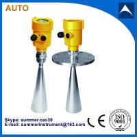 China Guided Wave Radar Level Transmitter ,Pulse Radar Level Meter ,Radar Level Sensor on sale