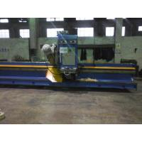 90 Degree Steel Plate Groove Milling Machine with Taiwan Imported Milling Head Manufactures