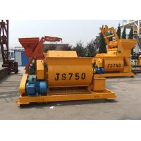 Buy cheap Double Shaft Ready Mix Concrete Mixer Machine Low Noise For Construction from wholesalers
