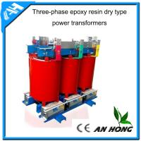 Three-phase distribution transformers with epoxy resin dry-type power transformer Manufactures