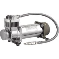 Hardmount Heavy Duty Air Ride Suspension Compressor 12V Chrome 150 PSI Manufactures