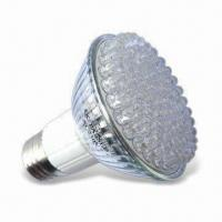 78 LEDs Spotlight with 50,000 Hours Average Lifetime, CE and RoHS Approved Manufactures