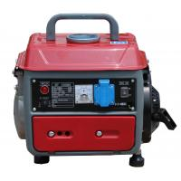 China Inverter Portable Gasoline Generator , 750W 2 Stroke Mini Petrol Generator For Home Use on sale