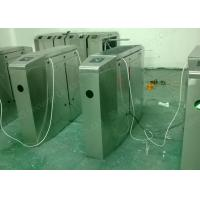 Metro Anti-pinch Flap Barrier Gate Matching Of  Various Identification Systems Manufactures