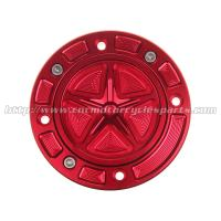 Gsxr 750 Motorcycle Gas Cap Gas Covers CNC Finished Integrated Rubber Seal Manufactures